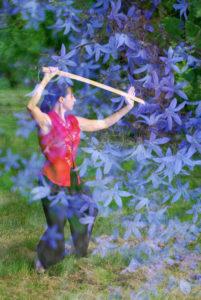 Fleur shiatsu tradition nantes