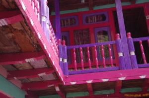 Balcon Nepal Shiatsu