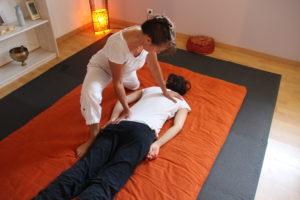 Massage Shiatsu Zen Bas Dos